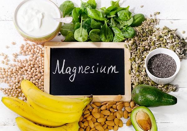Магнезии, Magnesium