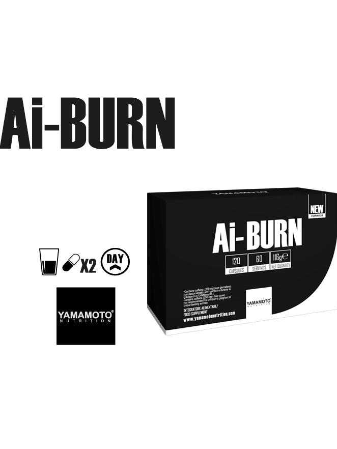 Yamamoto Nutrition AI-BURN