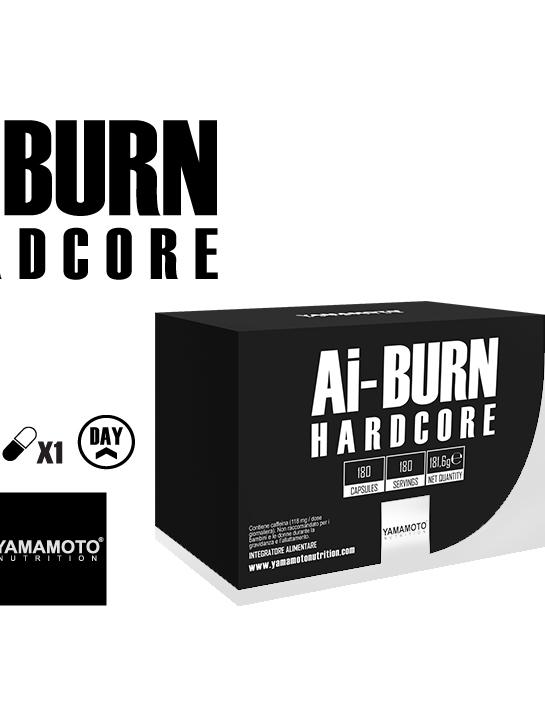 Yamamoto Nutrition Ai-BURN HARDCORE