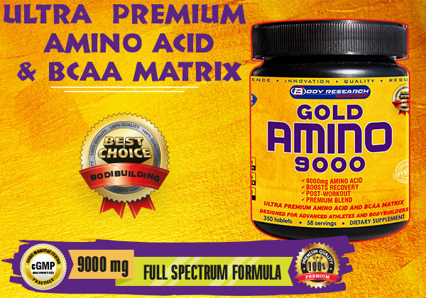 GOLD AMINO 9000 feat