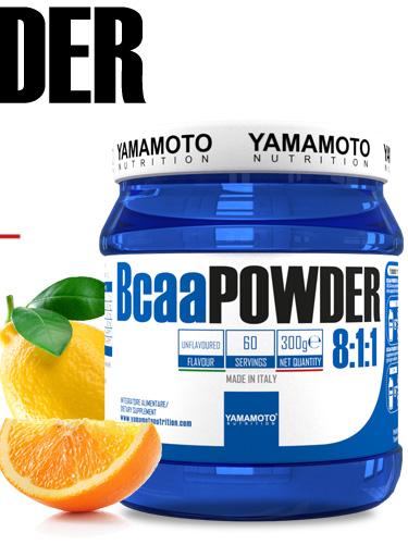 Yamamoto BCAA Powder 8:1:1