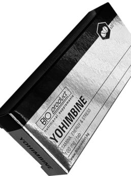 BIO product Yohimbine - супер пречистен качествен йохимбин