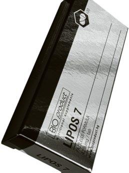 Lipos 7 (BIO product) - най-мощния фетбърнър