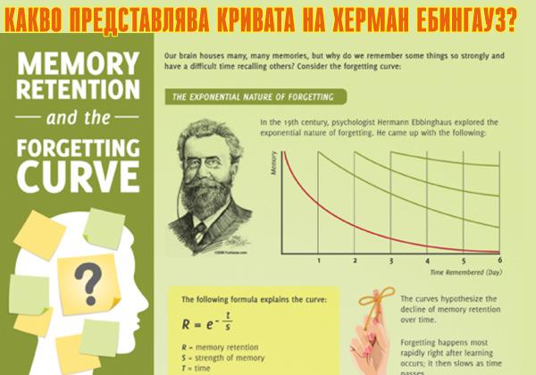 Кривата на Херман Ебингауз
