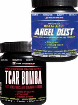Стак TCAR BOMBA + ANGEL Dust
