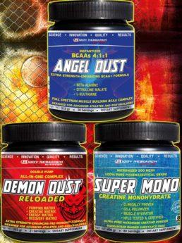 стак demon dust Reloaded, angel dust, super mono