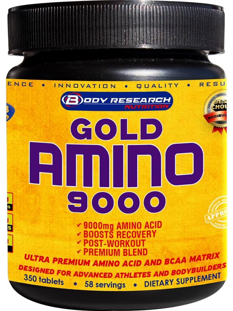 Body Research Gold AMINO 9000