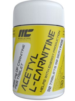 Muscle Care Acetyl L-Carnitine