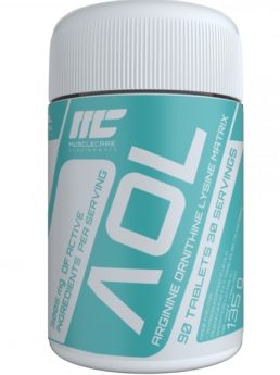 Muscle Care AOL (Arginine-Ornitine-Lysin)
