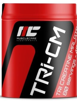 Muscle Care TRI-CМ (Tri-Creatin Malate)