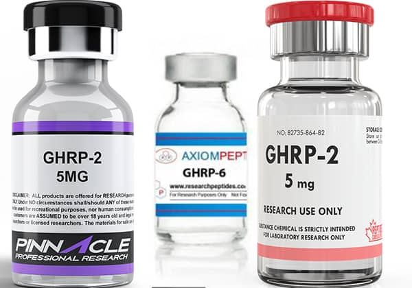 Gly-GHRP-2, Gly-GHRP-6