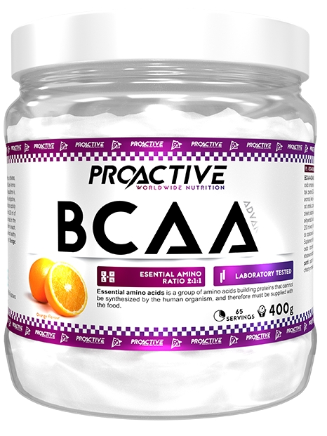 ProActive BCAA - аминокиселини с разклонена верига