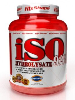 iSO HYDROLYSATE - протеин хидролизат