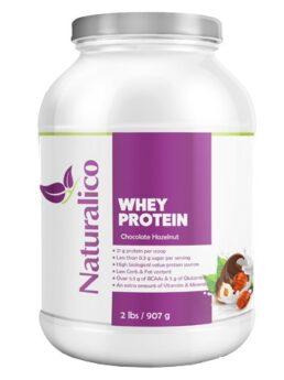 Naturalico WHEY PROTEIN - микрофилтриран суроватъчен протеин изолат