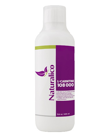 NATURALICO L-Carnitine 108 000