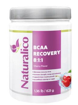 Naturalico BCAA RECOVERY 8:1:1 - есенциални аминокиселини