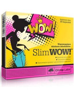 OLIMP Slim WOW!-термогенен фетбърнър