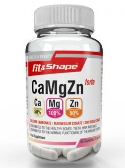 Fit & Shape CaMgZn forte