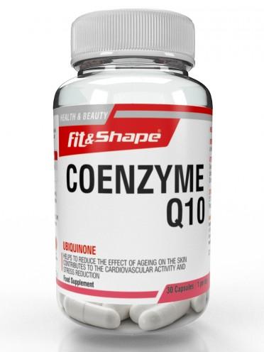 FIT & SHAPE COENZYME Q10- Коензим Q10