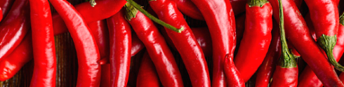 cayenne red peppers