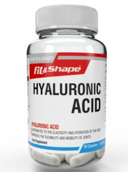 FIT & SHAPE HYALURONIC ACID - - Хиалуронова Киселина