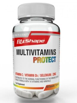 Fit & Shape Multivitamins Protect