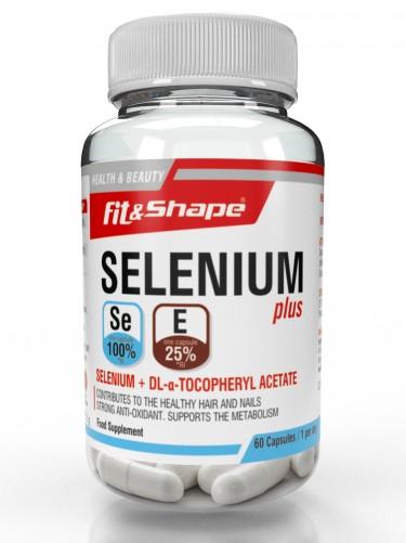 Fit & Shape Selenium plus