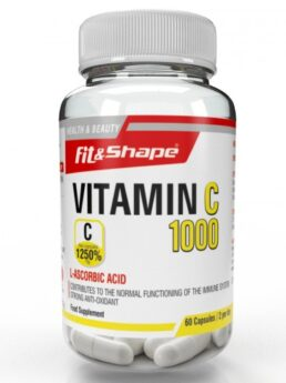Fit & Shape Vitamin C 1000
