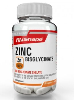 Fit & Shape ZINC Bisglycinate