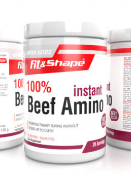 Fit & Shape 100% Instant Beef Amino