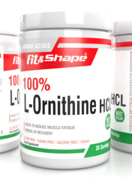 Fit & Shape 100% L-Ornithine