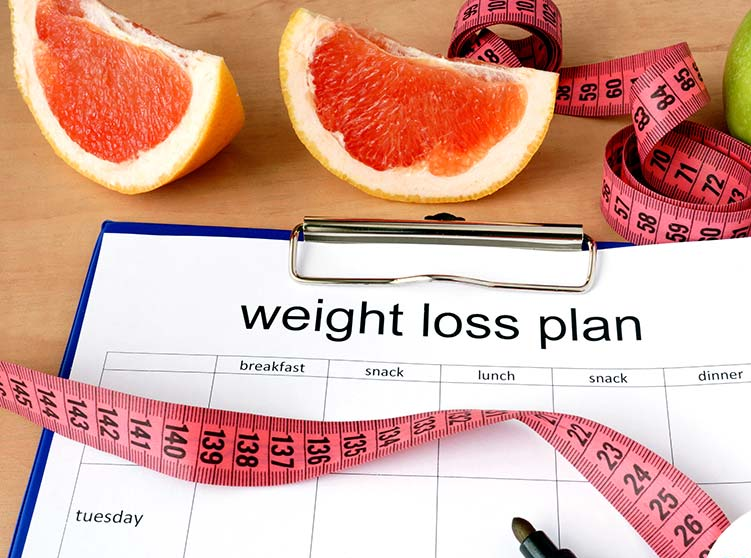 Спирането на диета за отслабване през уикенда