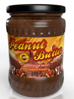 Fit & Shape Peanut Butter with Cocoa