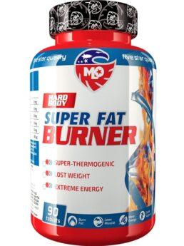 MLO SUPER FAT BURNER - МОЩНО ИЗГАРЯНЕ НА МАЗНИНИ