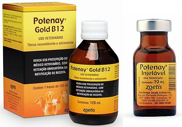 Potenay B12 - какво представлява и как действа